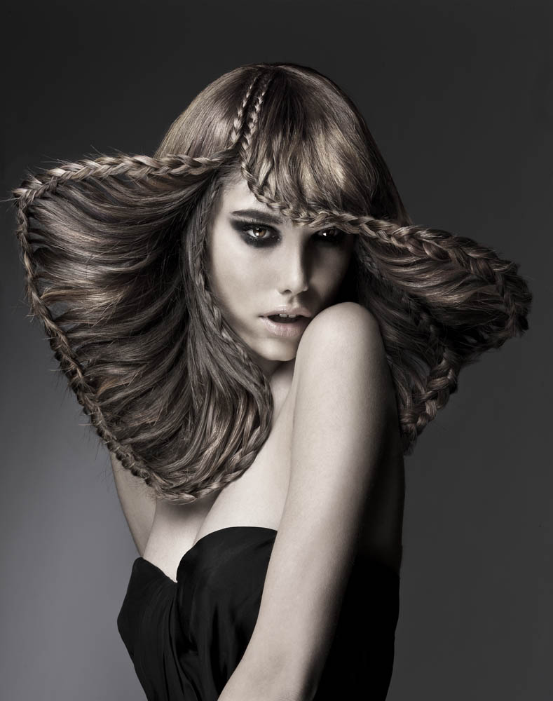 Avant garde collection d j ambrose hair salon pinner - The catwalk hair salon ...
